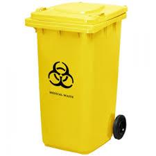 Thùng rác nhựa HDPE, Composite