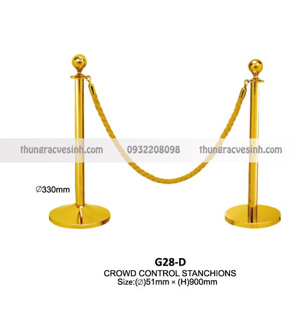 Cột chắn dây võng G28-D
