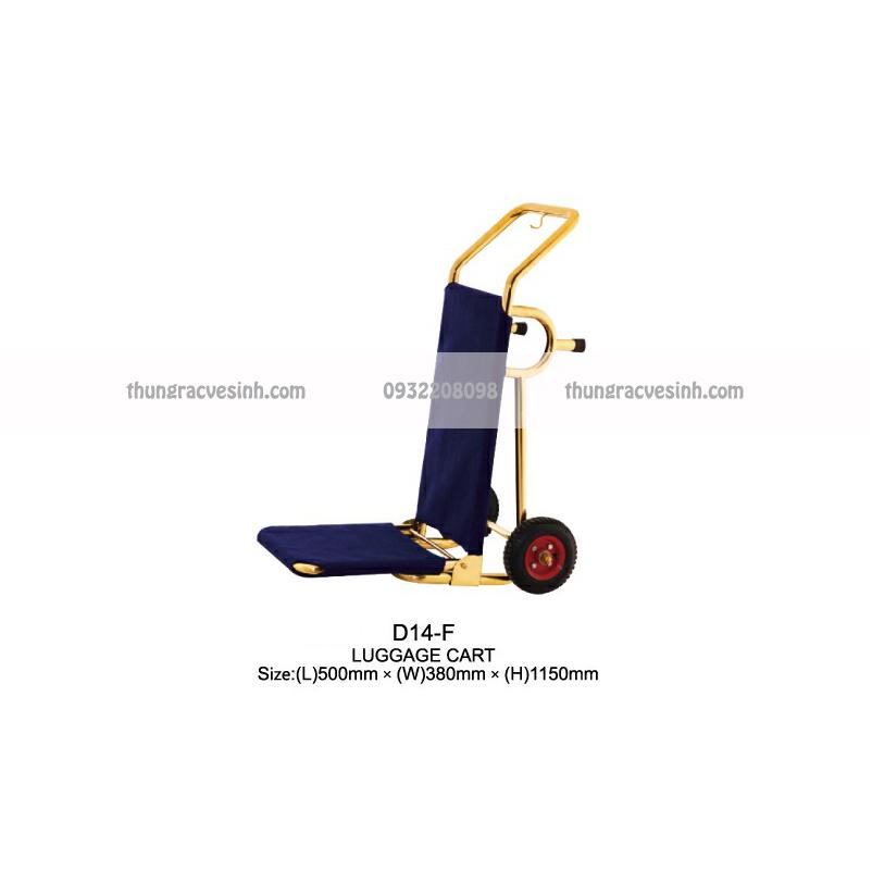 Xe đẩy hành lý D14-F