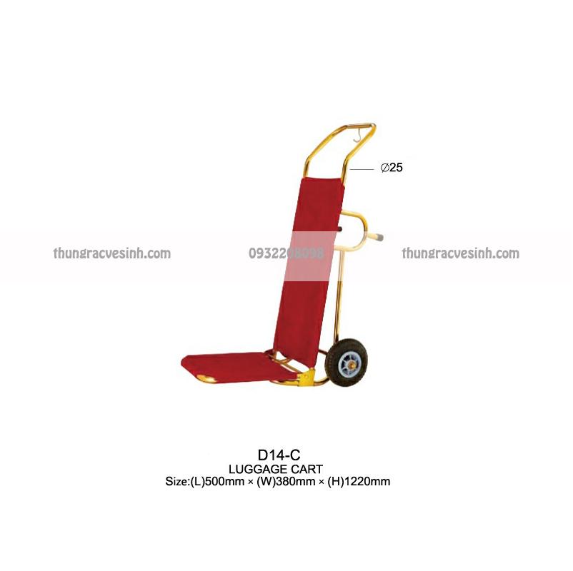 Xe đẩy hành lý D14-C