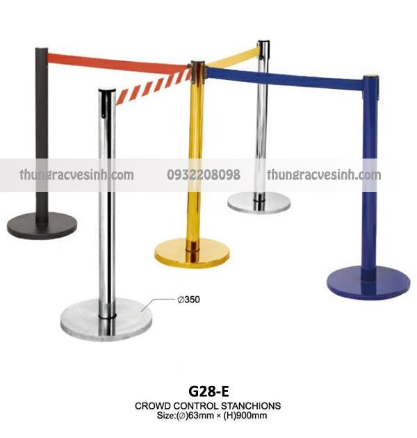 Cột ngăn cách lối đi G28-E