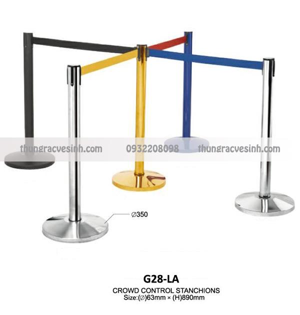 Cột ngăn cách lối đi G28-LA