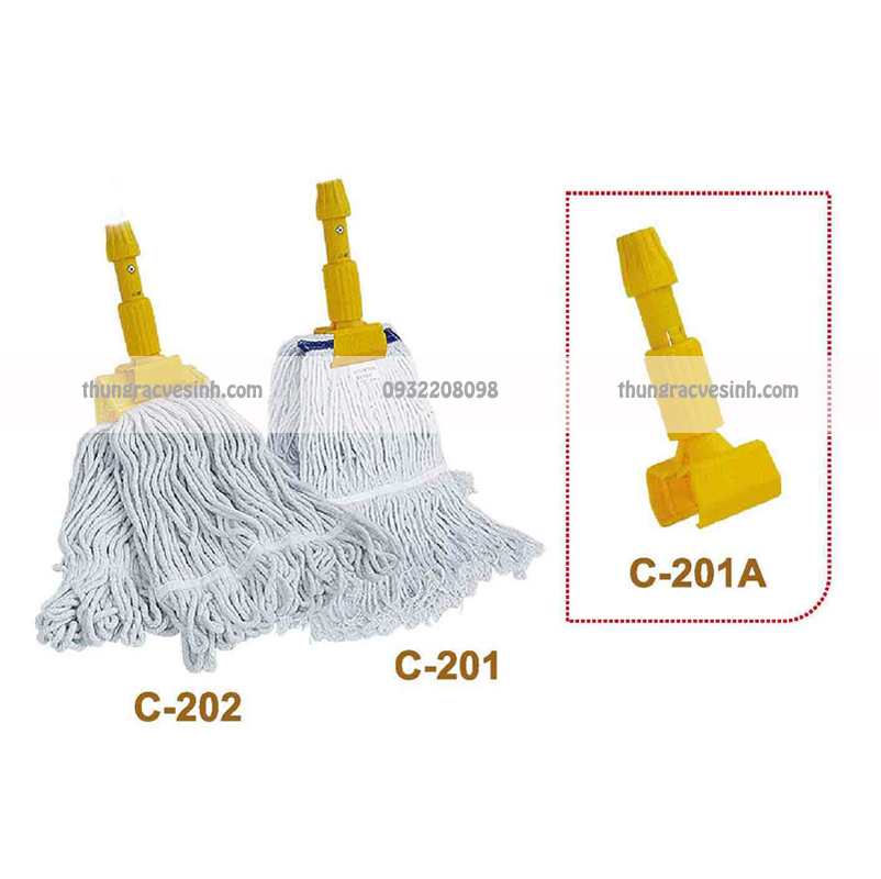 Mop ướt luxury C-202 - Standard C-201